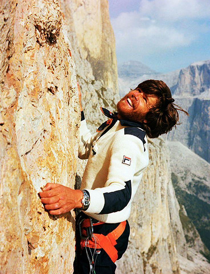Reinhold Messner 1979 Rolex Explorer Mark II