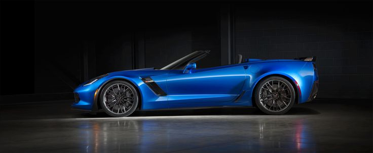 Drop-top Supercar: 2015 Corvette Z06 Convertible