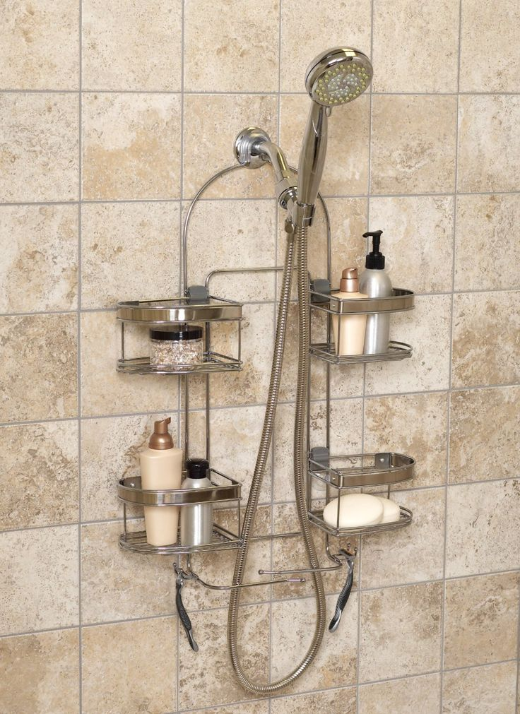 34 best Stainless Steel Shower Caddy images on Pinterest | Shower ...