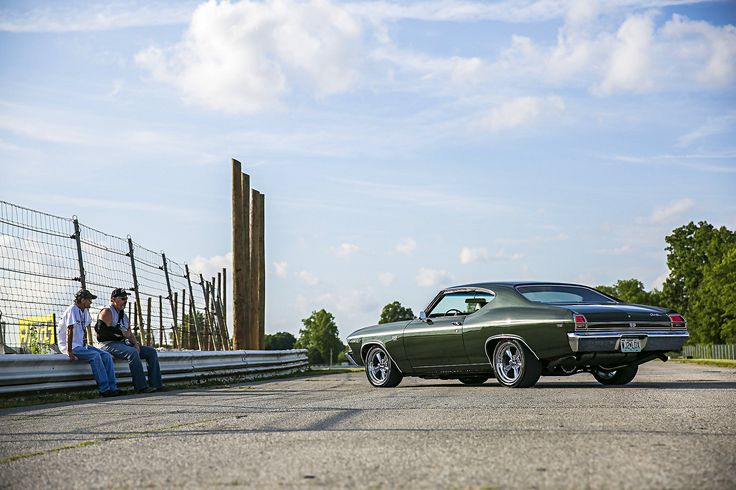 During This Chevelle Owner's Worst Days, a Friend Came Through to Help Piece His Life Together.