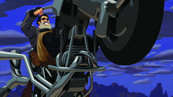 Tim Schafer on the making of Full Throttle