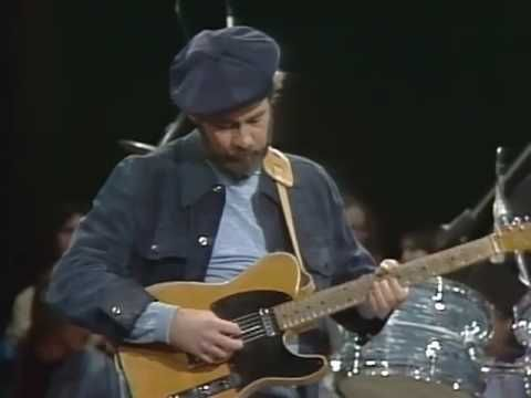 ROY BUCHANAN - THE MESSIAH WILL COME AGAIN(LIVE 1976):   Guitar・Vocals:ROY BUCHANAN Bass:JOHN HARRISON Drums:BYRD FOSTER Keyboards:MALCOLM LUKENS