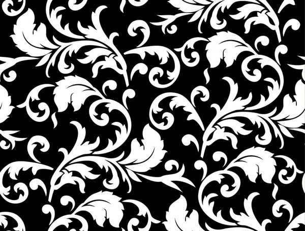 Classical Tradition Floral Pattern Vector Free Vector In