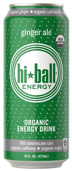 Made entirely from health-sparing ingredients, this Hiball Energy organic energy drink with ginger gives you that desirable vigor boost at any time you need!