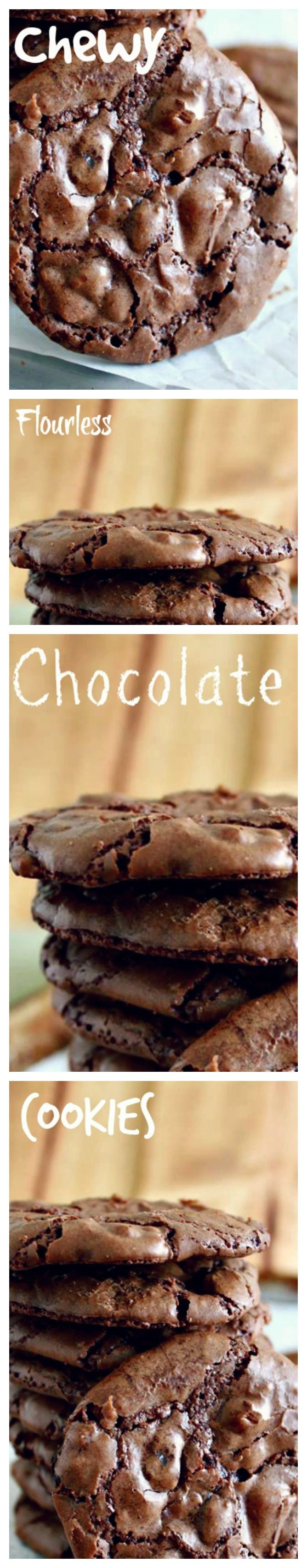 Chewy Chocolate Cookies Best 25 Chewy Chocolate Cookies Ideas On Pinterest Chocolate