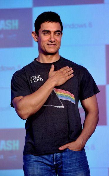 Aamir Khan @ Microsoft Talaash Contest
