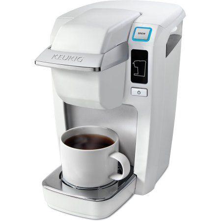 Keurig K10 Mini Plus Coffeemaker Brewing System. My favorite kitchen appliance!