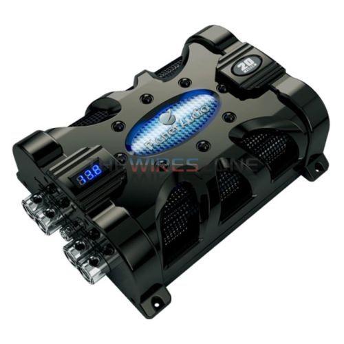 17 best ideas about car audio capacitor subwoofer capacitors planet audio pc20f hybrid 20 farad digital power car audio capacitor buy it now