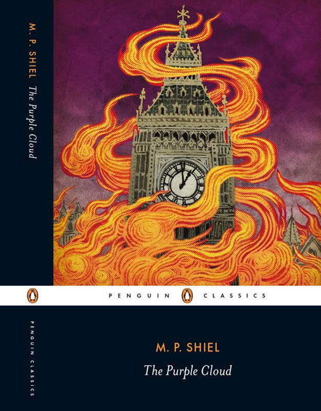 The Purple Cloud by M.P. Shiel (1901) | What Books Did You Read In 2014?
