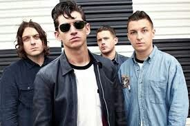 Banda Arctic monkeys!