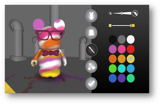 "Disney Interactive Unveils ""Vinylmation: Create Your Own"" App"