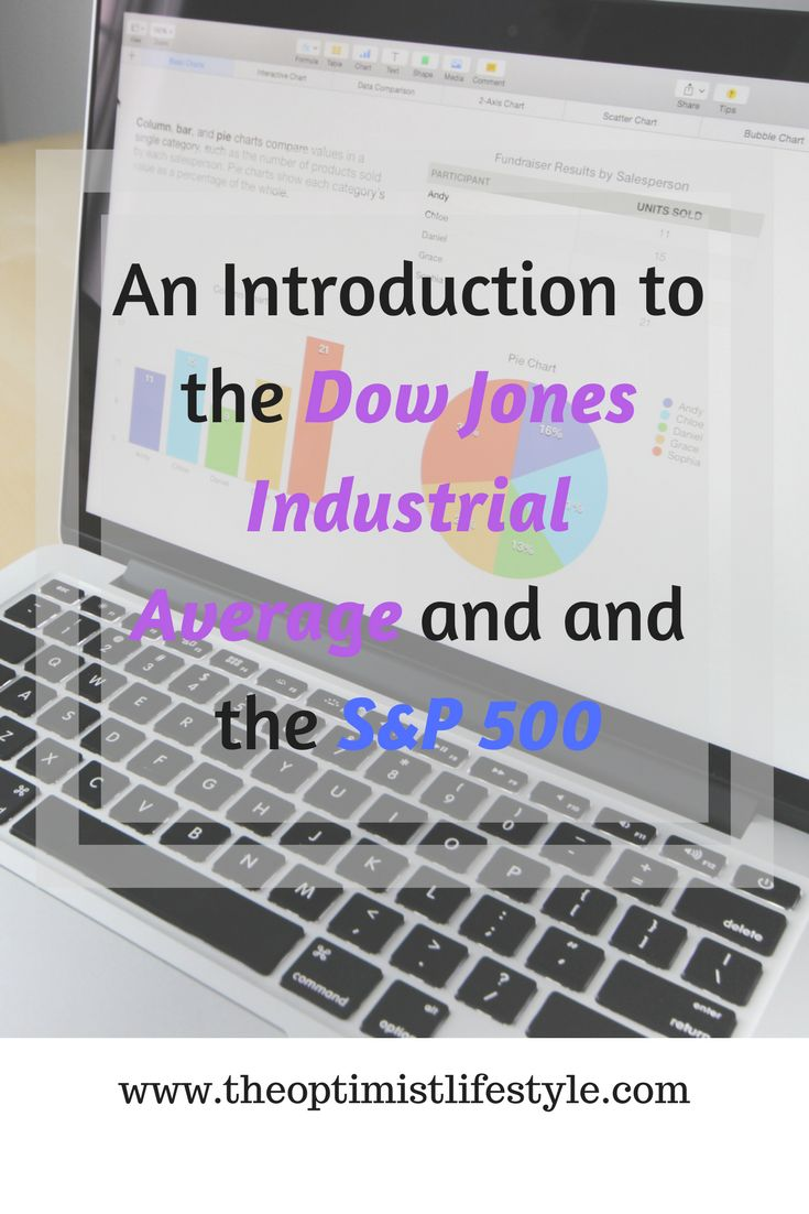 One of the most common indices you'll see and hear about in the news on a regular basis is the Dow Jones Industrial Average (DJIA) as well as the S&P 500. This blog post would explain the differences between the two market indices and how you can invest in them.  #personalfinance #investing