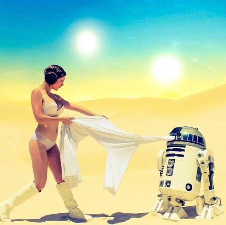 Atta'boy R2 #StarWars
