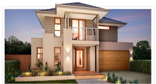 This Is Modern Two Storey House Designs Comfortable: Metricon Home Designs: The Elysian. Visit Www