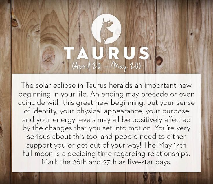 Get your horoscope for the month of May #taurus #horoscopes