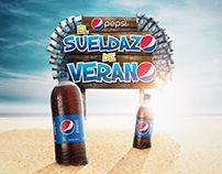 Pepsi - El Sueldazo de Verano