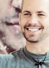 Paul Walker. I still miss his smile and those blue eyes... feels like yesterday