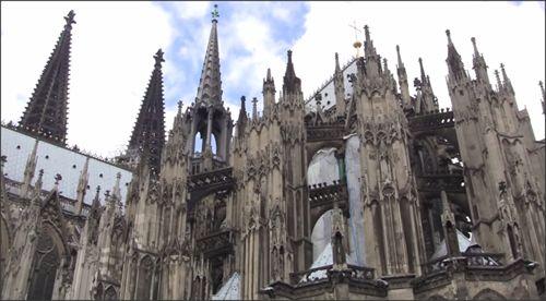 De schitterende kathedraal de Kölner Dom in Keulen. #keulen #kathedraal #KölnerDom