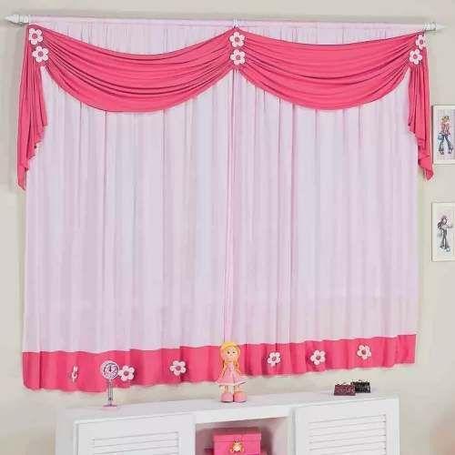 cenefas cortinas para niñas - Buscar con Google