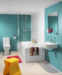 laminex wall panelling in bathroom - Google Search