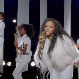 Stills from Janelle Monae new Video - Dance Apocalyptic