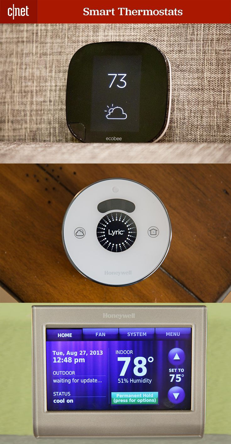Thinking about making the upgrade to a smart thermostat? We've reviewed five different devices to help you find the right one for you and your home.