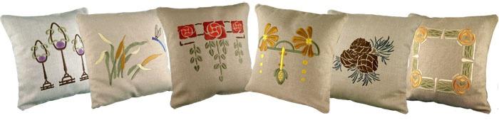Pillows-Ford Craftsman Studios