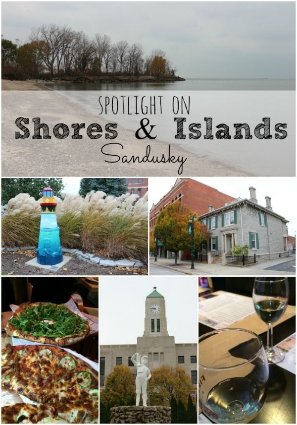 Whether you are visiting the area alone, as a couple or with your family, you'll find plenty of things to do in Sandusky, Ohio. #LakeErieLove