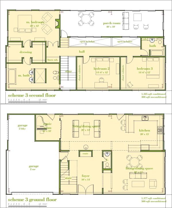 modern house plans by gregory la vardera architect april 2005 - Master Bathroom Design Plans
