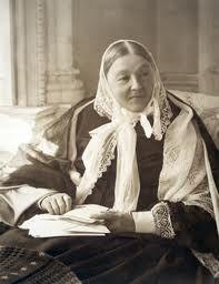 Florence Nightingale: an Icon in Nursing.  Florence, 12 mei 1820 – Londen, 13 augustus 1910) was een Brits verpleegkundige, sociaal hervormer, statisticus en mystica.