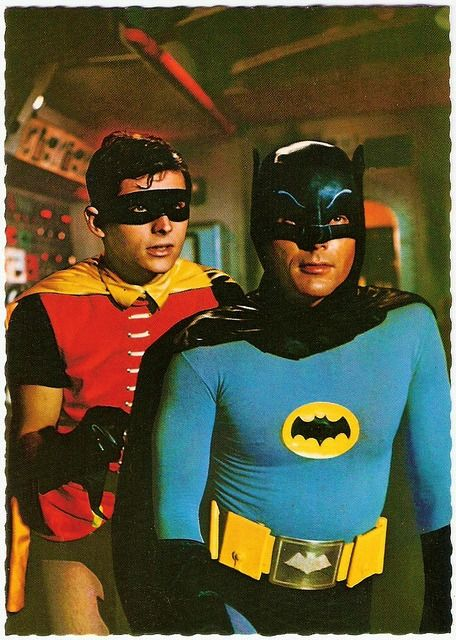 Batman and Robin, c.1966