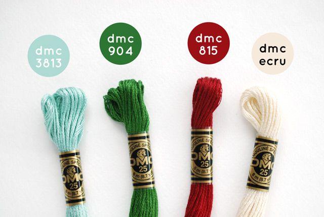 Color Combo: Christmas Holiday