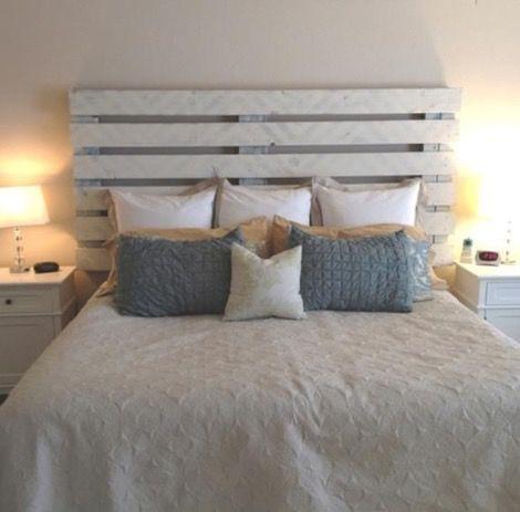 Oltre 20 migliori idee su testiere fai da te su pinterest - Testiere del letto fai da te ...