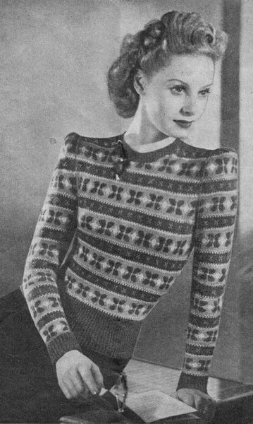 27 best Retro knitting images on Pinterest | Cards, Clothing and ...
