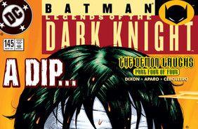 The Joker is rendered sane in The Lazarus Pit (Batman: Legends of The Dark Knight #145) - StumbleUpon