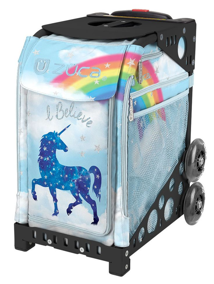 Zuca Sport Bag Unicorn Figureskatingstore Zuca Limited