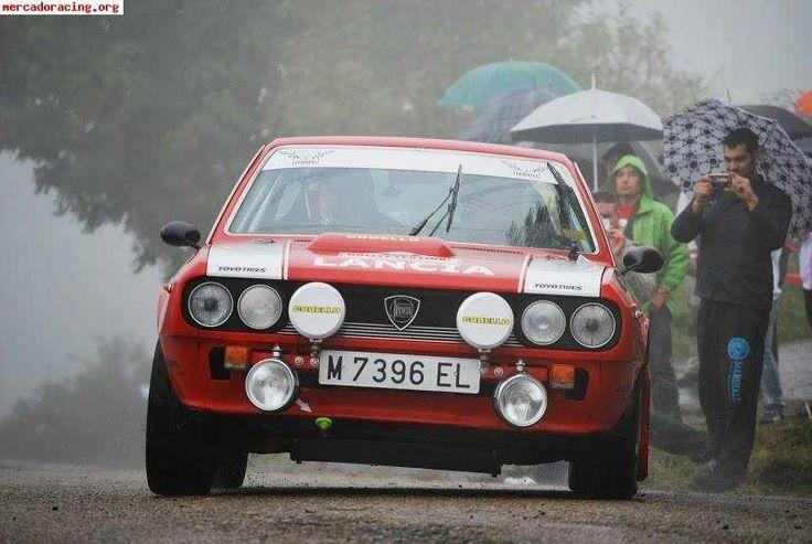 RaceCarAds - Race Cars For Sale » Lancia Beta Coupé Rally