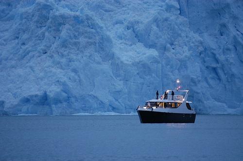 Spirit of the glaciers