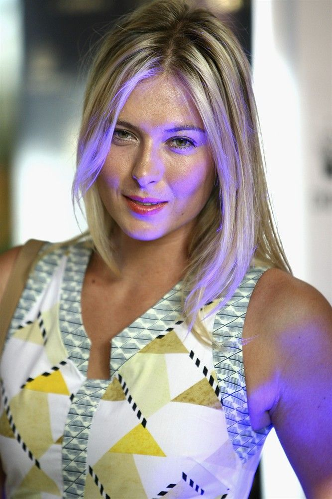 maria sharapova very sexy
