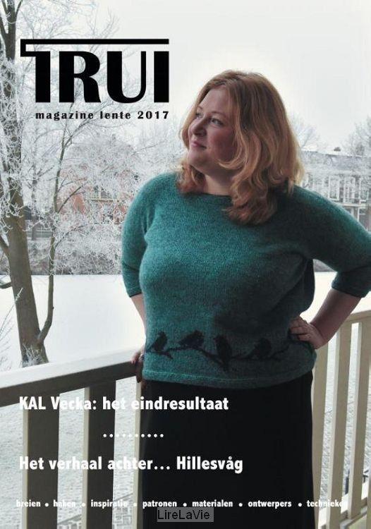 1 maart 2017 Trui magazine. Eigenlijk geen boek, wel non fictie, breien, haken, patronen en opmerkelijk vandaag verschenen.