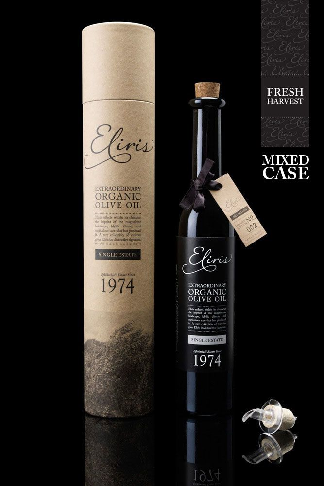 Eliris — Eliris mixed case (250ml)