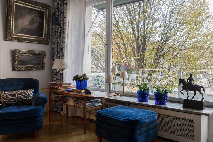 Valhallavägen 129, 1 tr   Per Jansson fastighetsförmedling