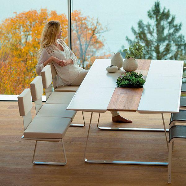 Extrados Table Salle A Manger Chaises De Table A Manger Table A Manger Contemporaine