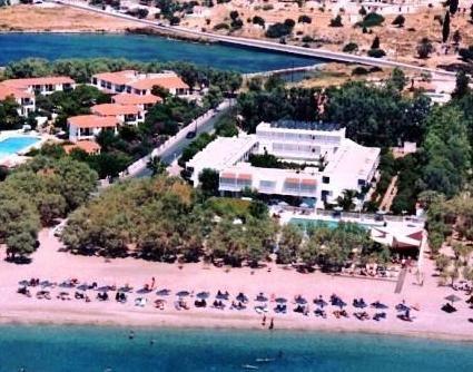 Booking.com: Kouros Bay Hotel - Pythagóreion, Griekenland