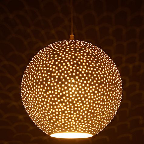 """Same light for hallyway.  Could look pretty x 3 at night?  Will try and pop into John Lewis and see it in """"real life""""."""