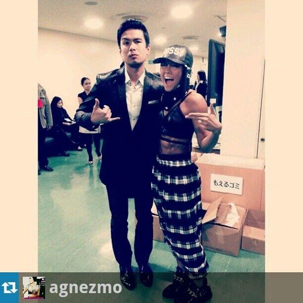 @AGNEZ MO #fashion