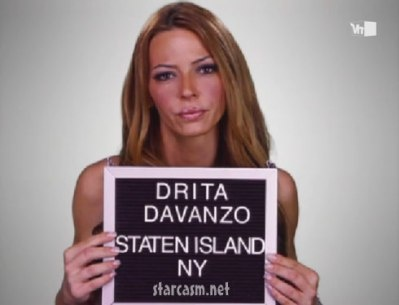 Mob Wives-Drita Davanzo My favorite on the show