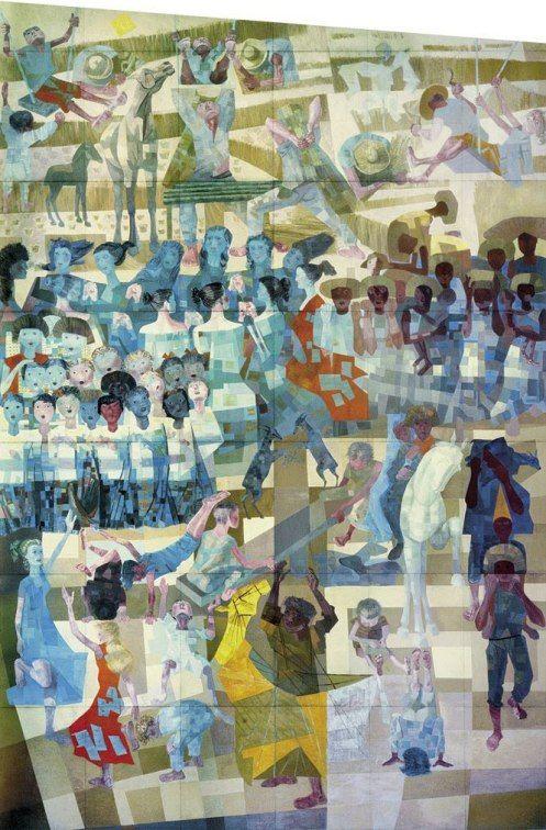 guerra e paz_candido portinari_1952-1956 - Cópia