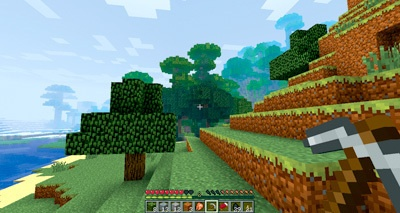 JOURNAL ARTICLE - Explore, Create, Survive: 'Minecraft' is a versatile and fun game with broad appeal