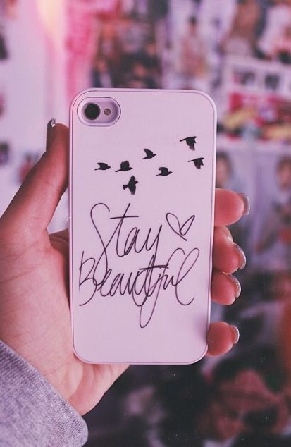 Stay beautiful.